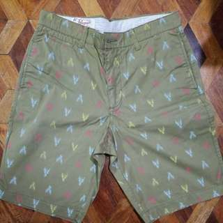 Penguin Green Shorts