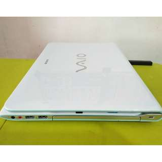 Sony vaio Core i5 3rdGen 6GB 750GB Hdd slim BakLite Laptop