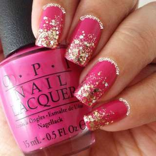 OPI Pop The Cork!