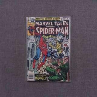 Marvel Tales Comic Book #101 Marvel Comics 1979