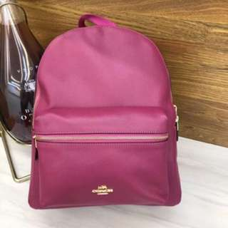 Authentic Coach women backpack