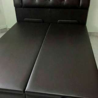 Kingkoil Storage Divan Bed Frame