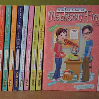 From the Files of Madison Finn Complete Series (Books 1-22)