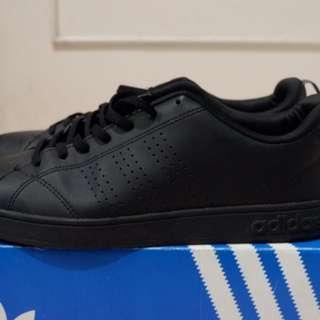 Sepatu Casual Adidas Neo Original Black Size FR/EU: 42