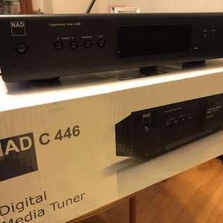 NAD C446 Digital Media Tuner