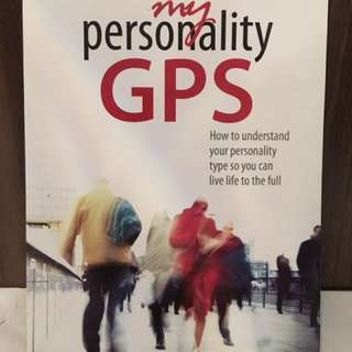 Charity Sale! My Personality GPS by Keith Henry and Berni Dymet