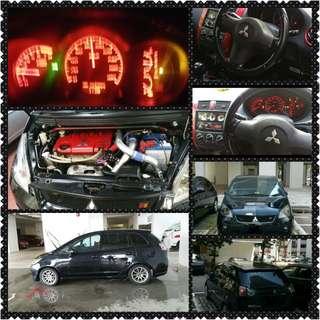Mitsubishi Colt Plus 1.5 Auto Ralliart Turbo