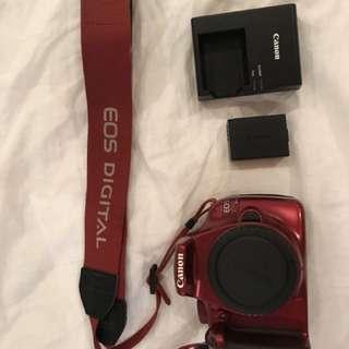 Canon 1100D (Kiss x50- Japanese stock)