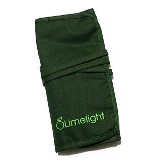 Limelight roll pencil case