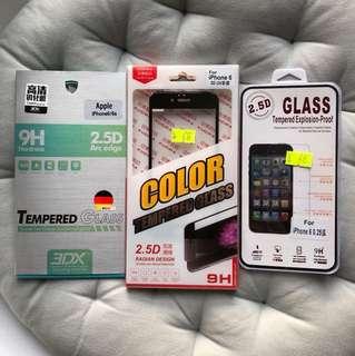 iphone6/6s 鋼化玻璃mon貼