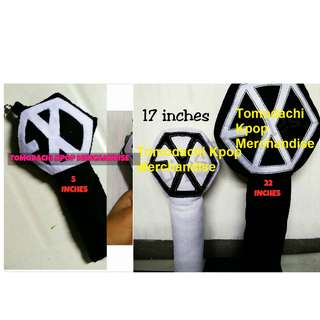EXO LIGHTSTICK CUSHION PILLOW