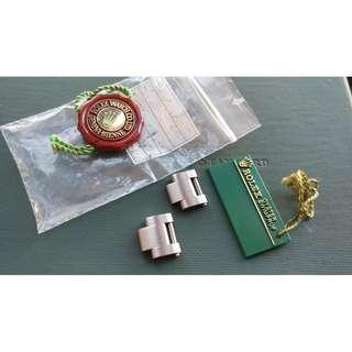 勞力士 Rolex 鋼 錶帶 watch band 14mm