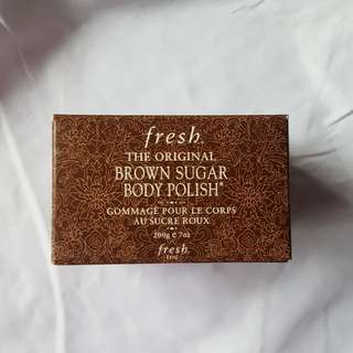 Brown Sugar Body Polish