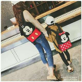Mickey Backpack Limited Edition Design