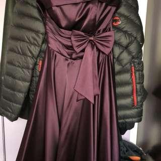 深紫色姊妹/ 宴會/ 小禮服
