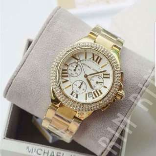 Authentic MK watch free shipping nationwide