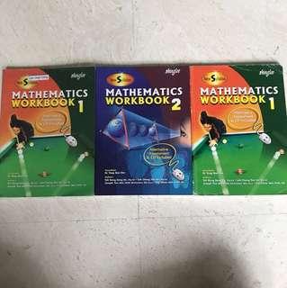 Mathematic workbooks