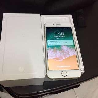 Very new iPhone6 128gb