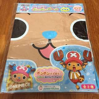 BNIP! One Piece Tony Tony Chopper Cute 50 cm tall Balloon Yo-yo toy