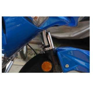 Motorcycle Chrome Fork Guard