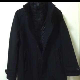 🚚 ESPRIT 外套 大衣 羽絨 保暖款 修身