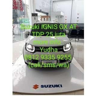 Suzuki IGNIS GX AT