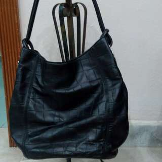 Oroton Leather Bag