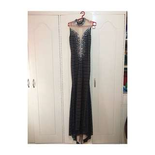 Bodycon Evening Gown