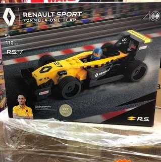 全新 Lego Renault Sport Fomula One Team R.S.17 全球限量1000盒