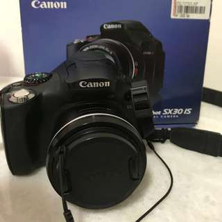 Canon PowerShot SX30 IS Digital Camera