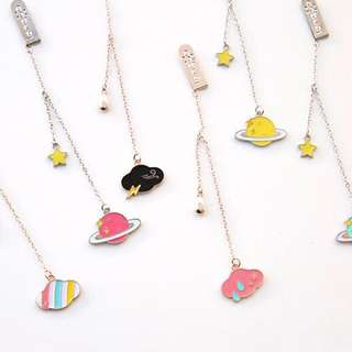PO: Pendant Bookmark