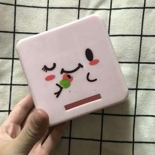 🚚 豆腐頭存錢筒