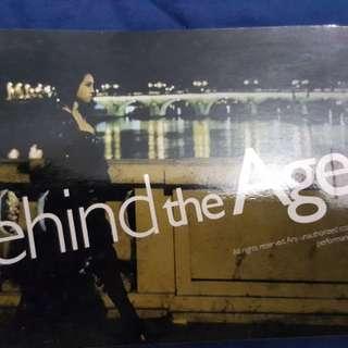 Jolin Behind the Agent J Paper Album