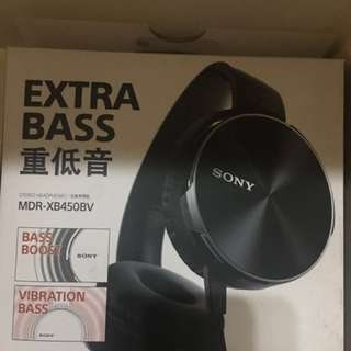 Noise cancelling Sony headset