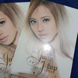 Jolin J-top Photo Album x2 sets