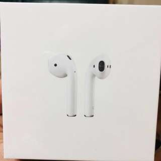 Brand New Apple AirPods (sealed package)