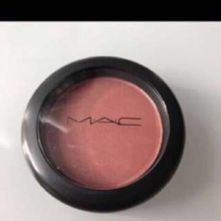 Brand New MAC Peachykeen Shimmer Bllush A25