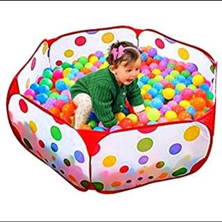 ❤ (BN) 1.5m Children's Ball Pool (Balls Excluded)