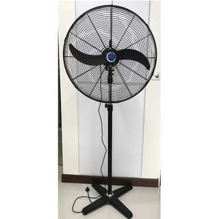 26 inch Industrial Power Stand Fan. 100% Brand New! Free Delivery~~