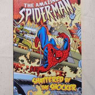 The Amazing Spiderman - Shattered by the Shocker