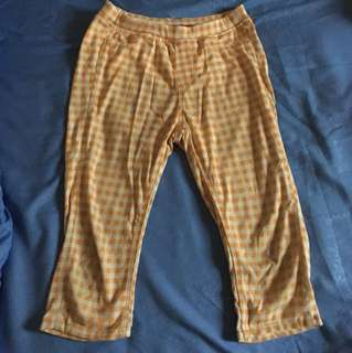 Girl Uniqlo Pants Size S