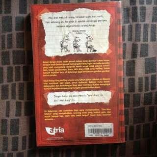 Buku Diary of wimpy kid / diary si bocah tengil