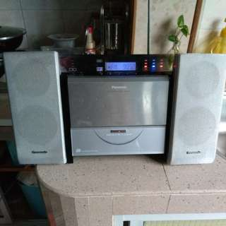 CD not working only FM radio