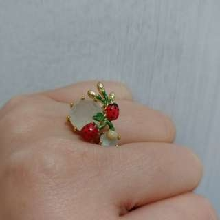 Les nereides Lady Bird Ring