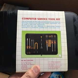 Computer tool set
