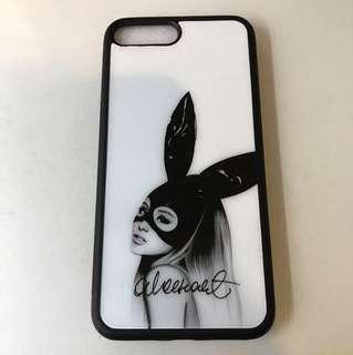 Ariana Grande IPhone 7+/8+ case 電話殼🖤✨
