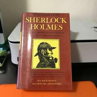The Complete Sherlock Holmes(by Sir Arthur Conan Doyle)