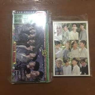 EXO Postcard Bundle