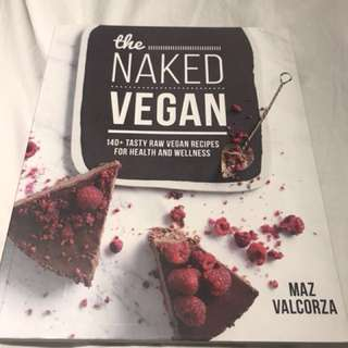 The Naked Vegan