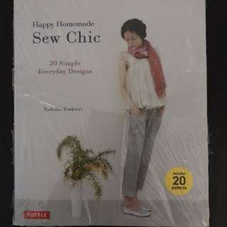 Sew Chic -  brand new sewing book